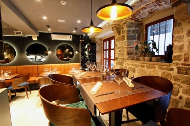 La Grotta Restaurant - Split Croatia