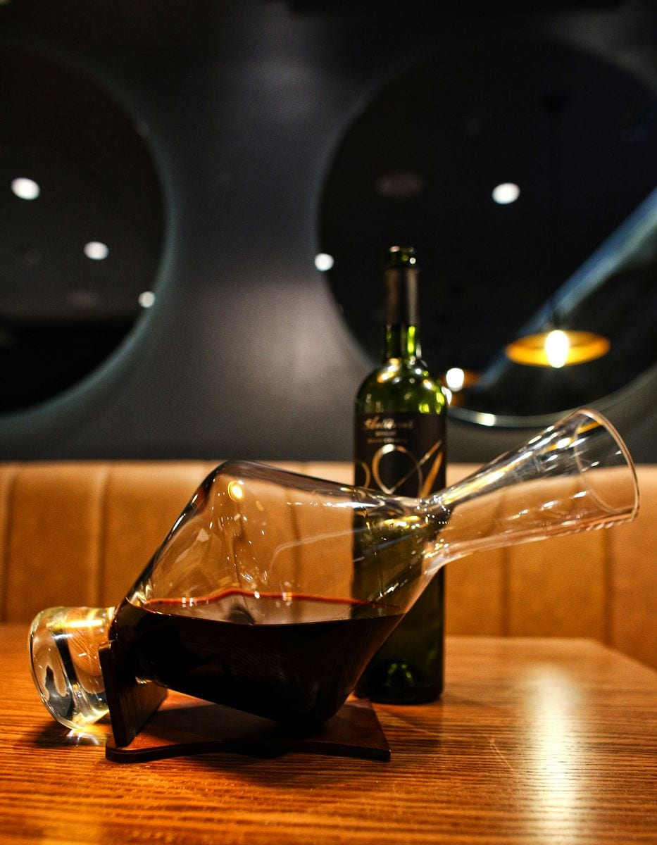 La Grotta Restaurant - House Wine